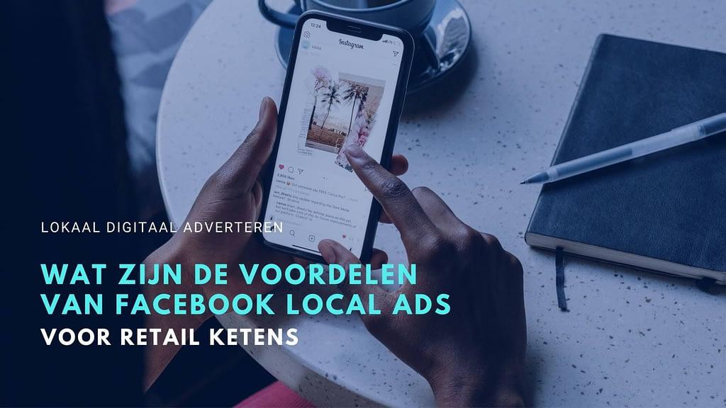 Local Facebook ads