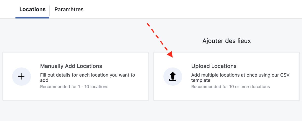 lieux multiples facebook