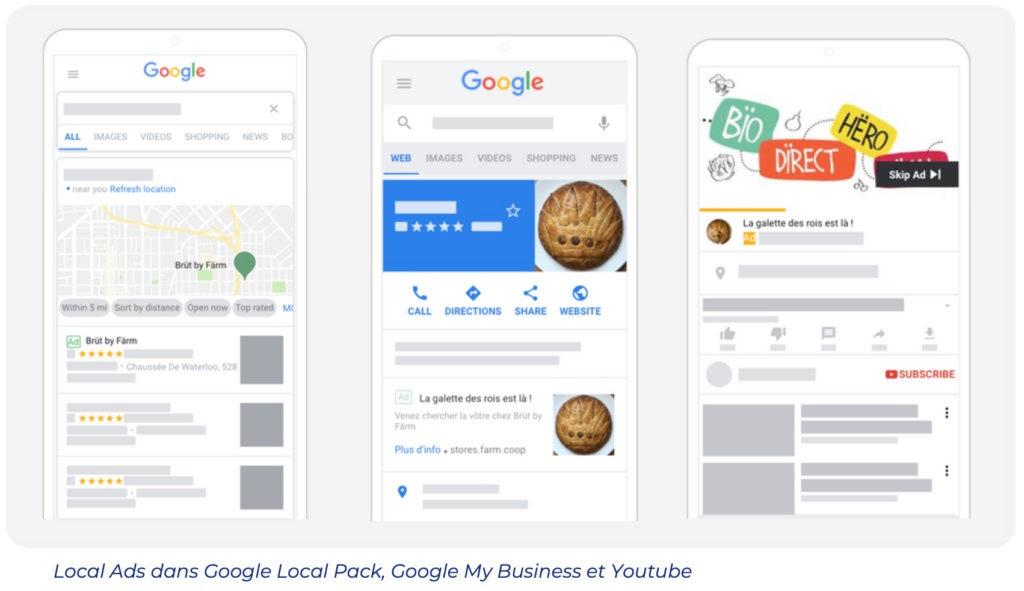 Local Ads Google