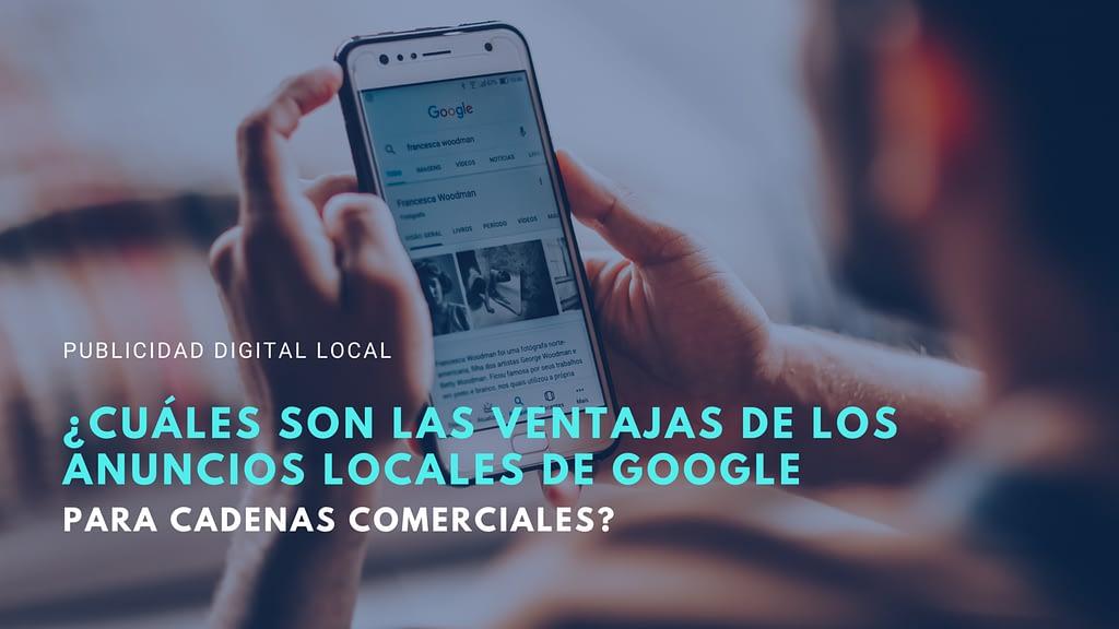 Local Ads Google ES