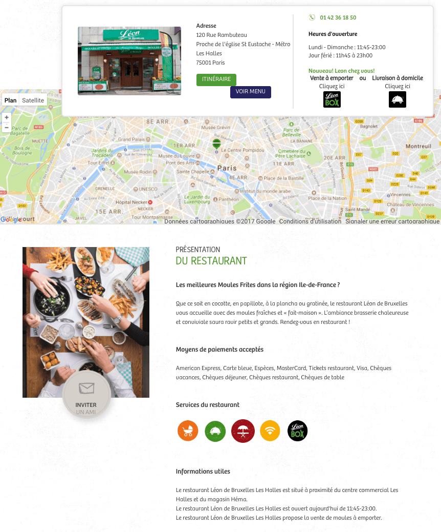 store locator localpage