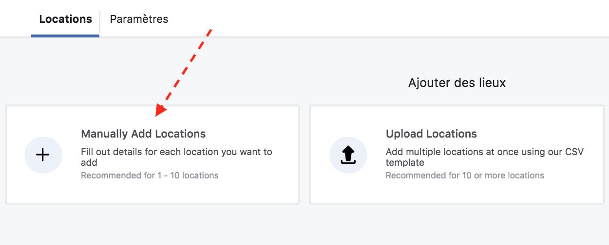 lieux manuel facebook