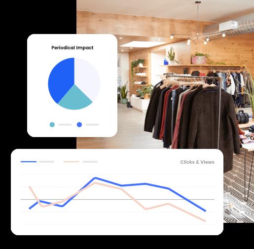 Analysez les résultats de votre stratégie web store